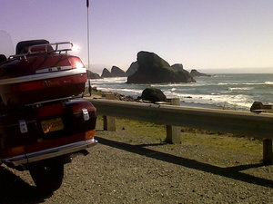 Port Orford coast 2