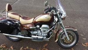 1999 Moto Guzzi Bassa first ride
